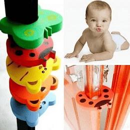 Topes Seguros Puertas Para Niños