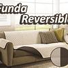 Funda Para Sofá Protectora Reversible