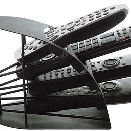 Organizador Control Remoto Metalico