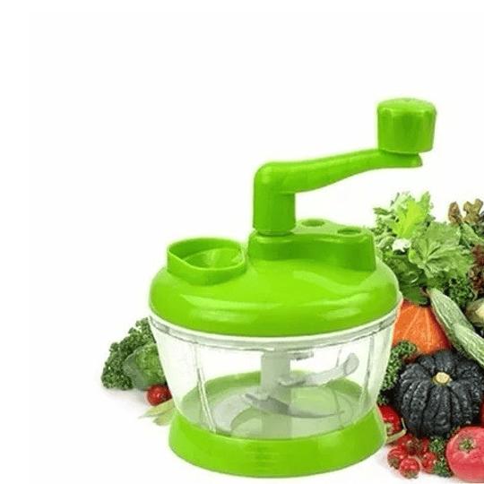 Picador Cortador Verduras