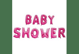 Globos Letra Baby Shower