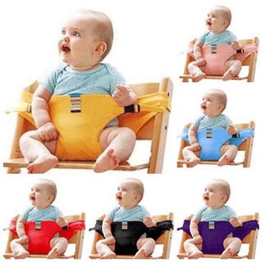 Silla para Comer Portátil Para Bebés Y Niños