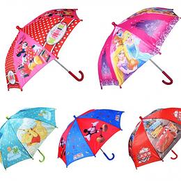 Paraguas Silicona solo Niñas