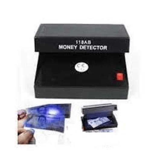 Detector Billetes Falsos Luz Ultravioleta A Pilas