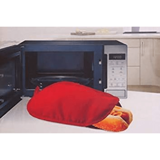 Bolsa para Cocinar Completos al Microondas en 1 Minuto