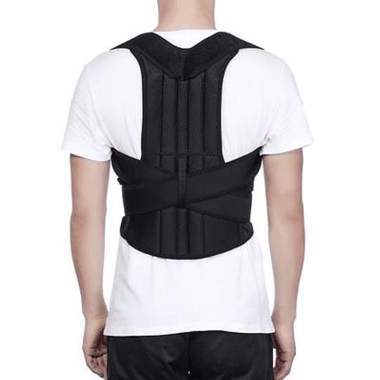 Corrector Postura Escoliosis Soporte Lumbar