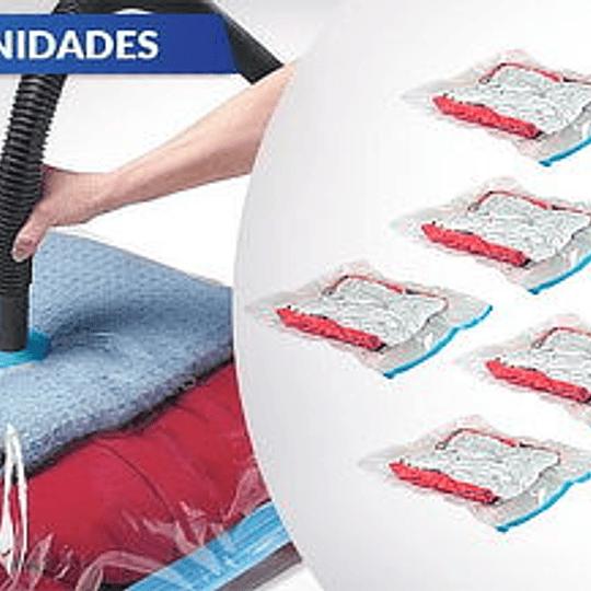 PACK 5 Bolsa Para Comprimir Medida 50x60