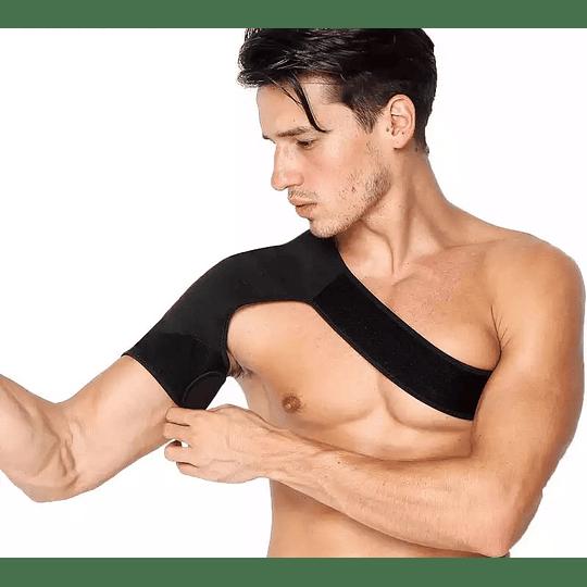 Protector Clavícula con Velcro Axilar
