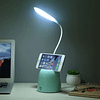 Lampara de Escritorio LED Flexible con Lapicero