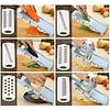 Rallador Manual de Verduras y Vegetales