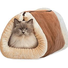 Cama para Gatos 2 en 1