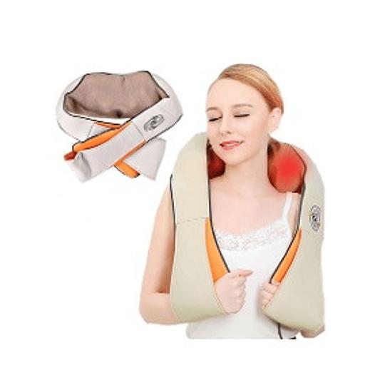 Cojin Masajeador de Cuello con Calor
