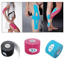 Tape Kinesiologico Para Vendaje Neuromuscular
