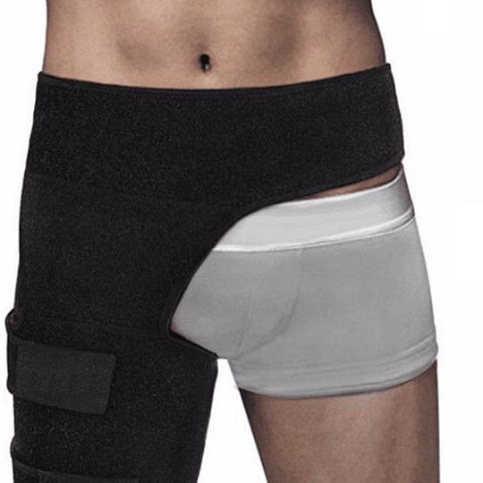 Soporte Compresión para Cadera Muslo