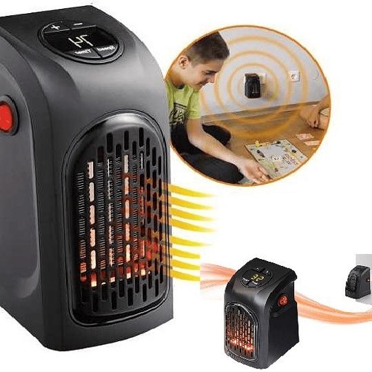 Calentador Calefactor Portátil Eléctrico 400 Wat