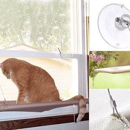 Cama De Ventana Para Gatos