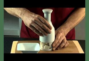 Picador Cebolla, Verduras, Ajo