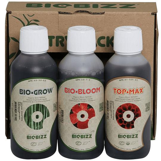 TryPack BioBizz Indoor