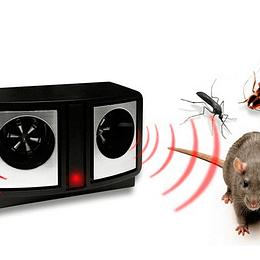 Repelente Ahuyentador De Ratones Insectos Cubre 250 mts2