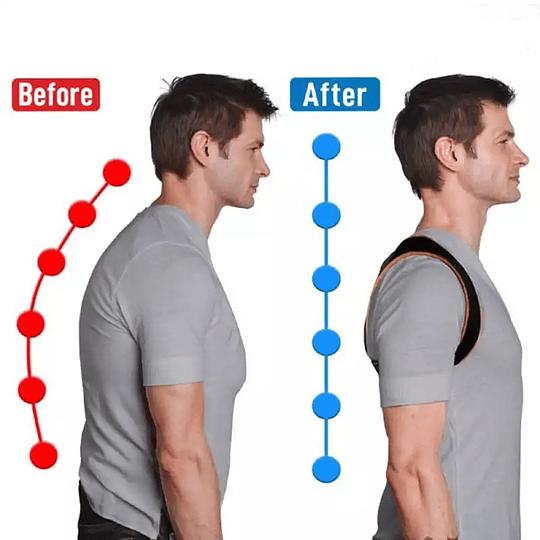 Corrector de Postura Hombros con Clavicula
