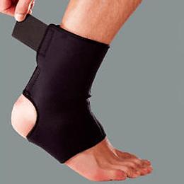 Pack 2 Tobillera Con Soporte Ortopédico Rehabilitación