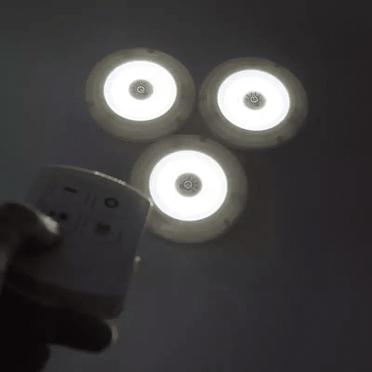 Luces Led con Control Remoto