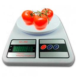 Balanza Gramera Pesa Digital Ideal Para Cocina de 0 Gramos A 7 Kilos