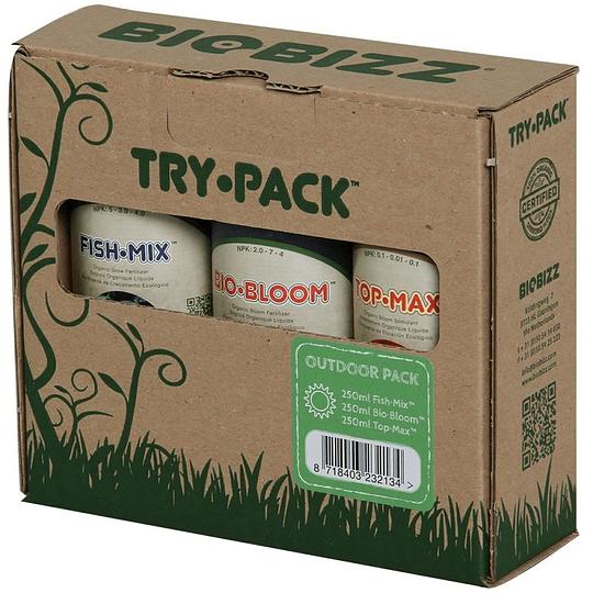 Biobizz Tripack Outdoor