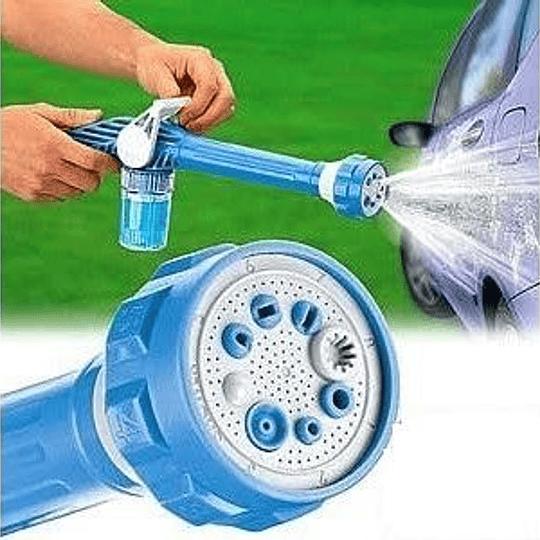 Pulverizador De Agua Con Recipiente Para Detergente