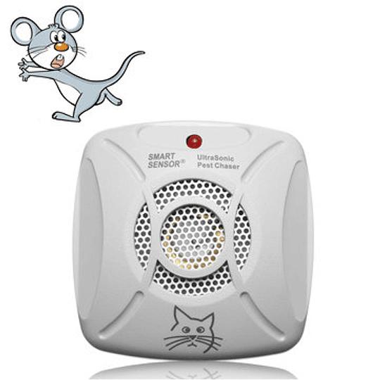 Repelente Ratones Ultrasonido Electrónico