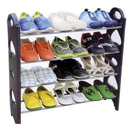 Organizador De Zapatos 12 Pares Apilable