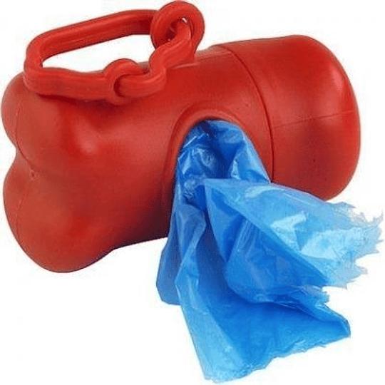 Dispensador De Bolsas Higienicas Para Recoger Escremento De Mascotas