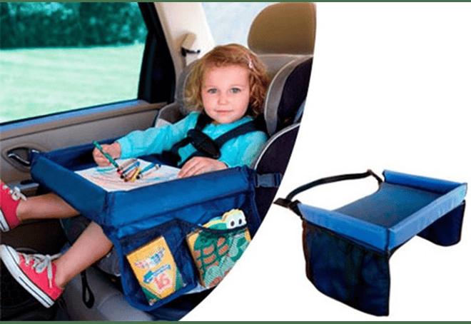 Bandeja de juegos para sillas auto ni os for Sillas para auto ninos 7 anos