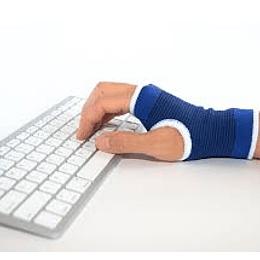 Par Muñequeras Elásticas Dolores Artritis Esguinces