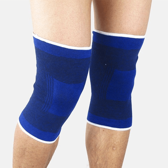 Pack 2 Rodillera Ortopedica Para Dolores Musculares Y Artritis Elasticada