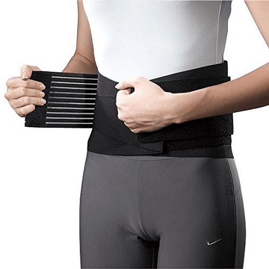 Faja Lumbar Con Soporte Cintura Hernia