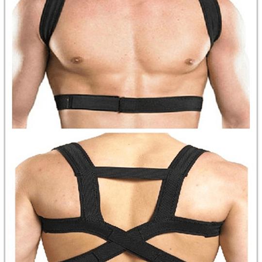 Protector Clavicula Corrector Postura