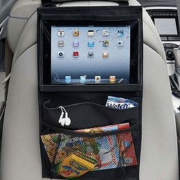 Organizador Asiento Automovil para Tablet