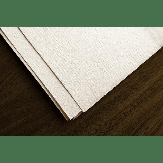 Papel Adhesivo Matte TEXTURA : White Wave A4/100g/20 Hojas