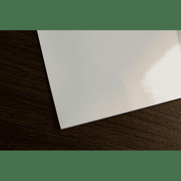 Vinilo Adhesivo Perlado Imprimible A4/20hojas