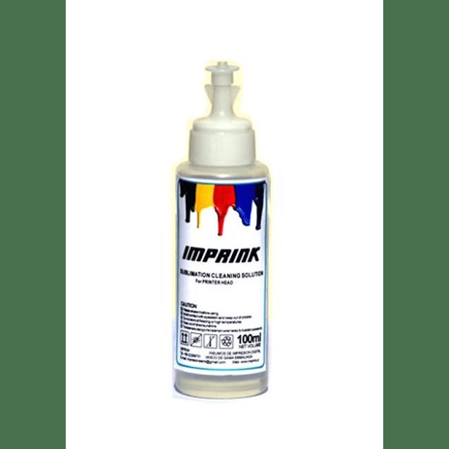 Limpia Cabezales Para Tinta De Sublimacion 100ml Imprink