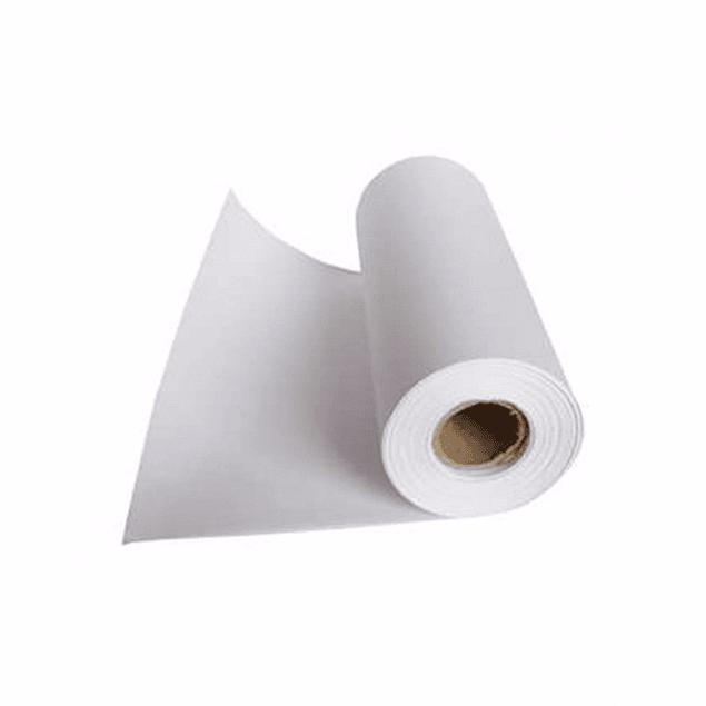 Rollo Papel Film Bifaz Termoadhesivo Textil 91m Ancho  47 cm