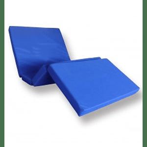 Colchón para Catre Clínico manual/eléctrico 3 posiciones