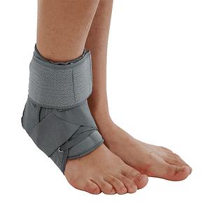 Tobillera Estabilizadora con Cordones y Velcro
