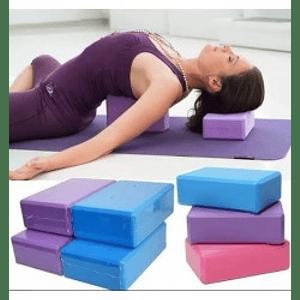 Ladrillo Yoga Brick 23x12x8 cms