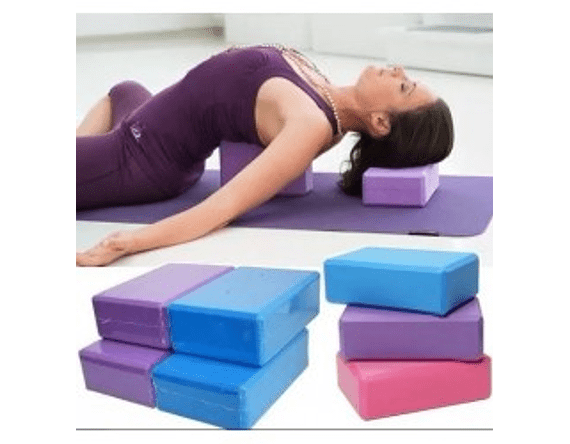 Ladrillo Yoga Brick 23x12x8 cms 1