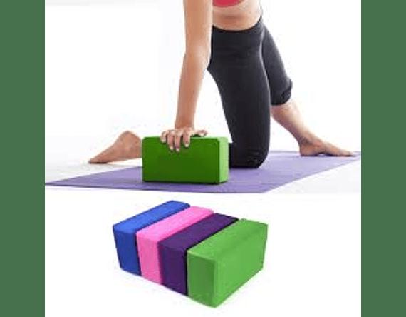 Ladrillo Yoga Brick 23x12x8 cms 2