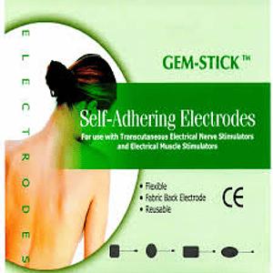 Electrodos Gem Stick 4x4 cms