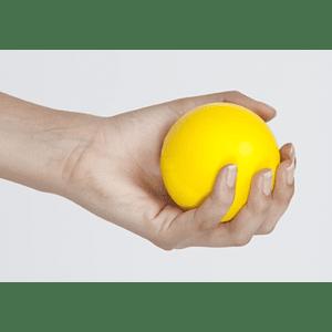 Pelota Antiestres Amarilla