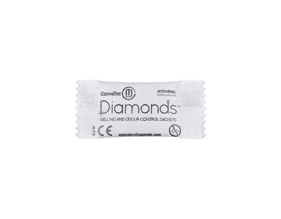 Gel Absorvente Diamonds Odour Sachet 2